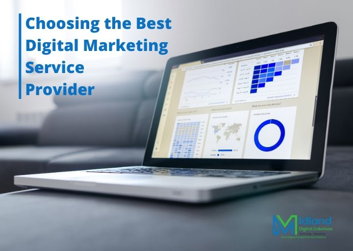 How to Choose the Best Digital Marketing Service Provider
