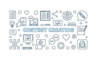 Content Creation, Copywriting and their benefits